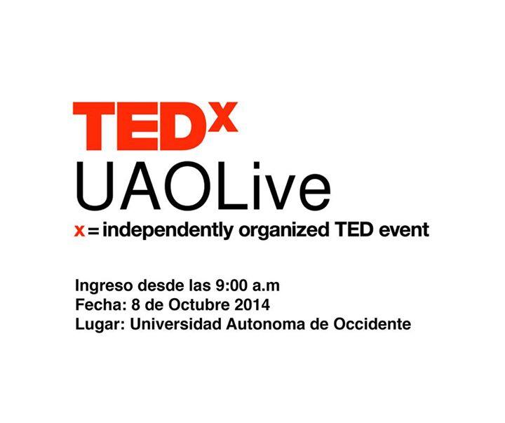 TEDx UAOLive Bot for Facebook Messenger