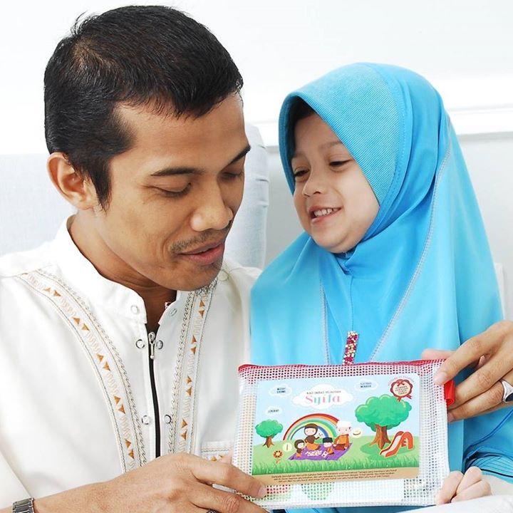 Kad Hijaiyah Syifa - ABS Salam Bot for Facebook Messenger