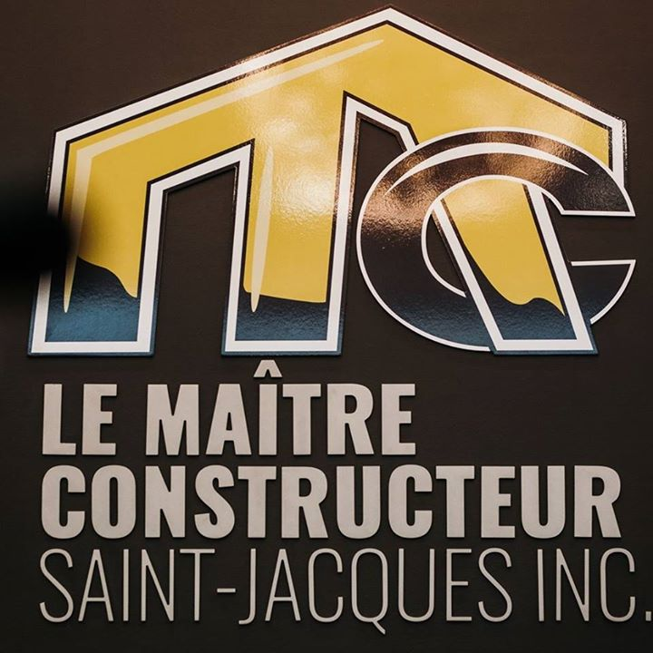 Le Maître Constructeur Saint-Jacques inc. Bot for Facebook Messenger