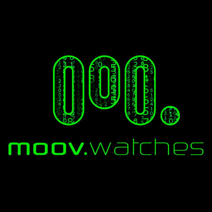 Moov. Watches Bot for Facebook Messenger