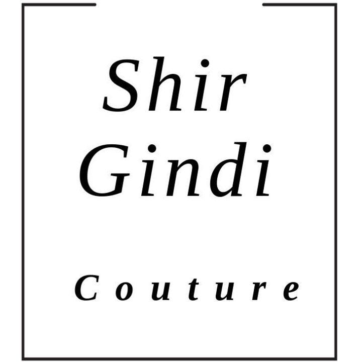 שיר גינדי מעצבת שמלות כלה וערב Shir Gindi Couture Bot for Facebook Messenger