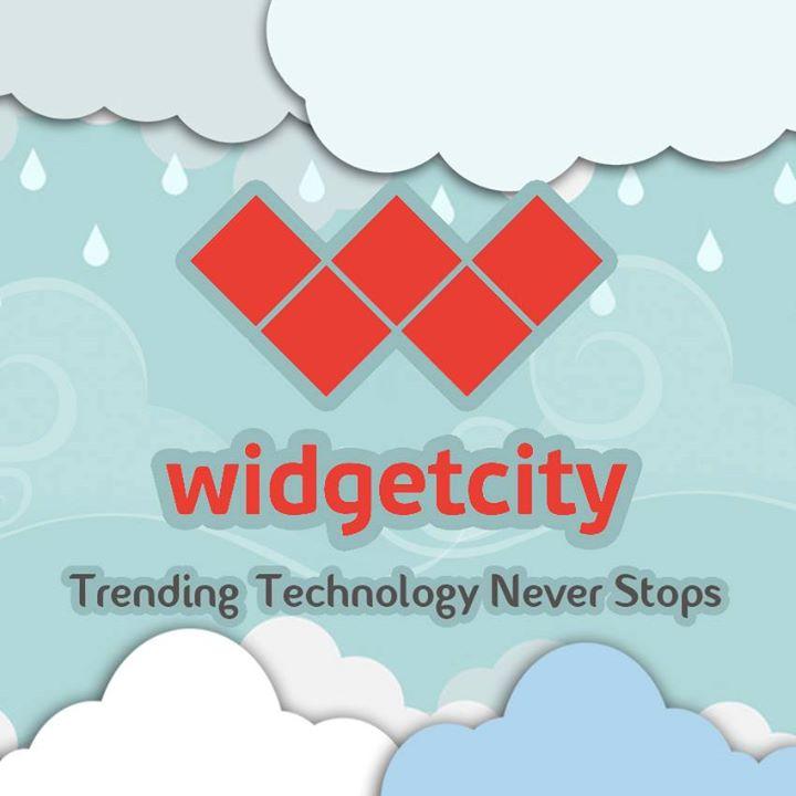 Widget City hub Bot for Facebook Messenger