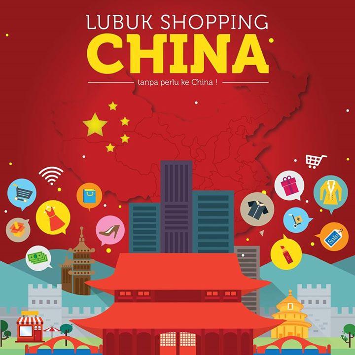 Lubuk Shopping China Bot for Facebook Messenger