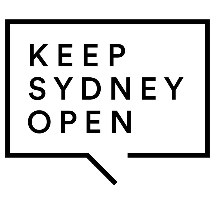 Keep Sydney Open Bot for Facebook Messenger