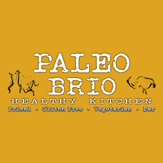 Paleo Brio Healthy Kitchen Restaurant Bot for Facebook Messenger