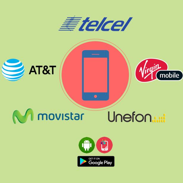 Recargas Telefónicas MX Bot for Facebook Messenger