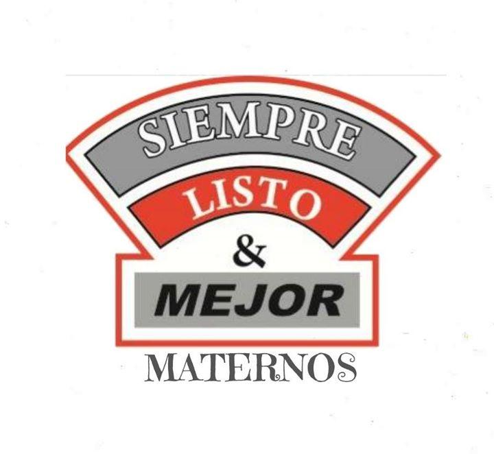 Ropa Materna LISTO Y MEJOR S.R.L Bot for Facebook Messenger