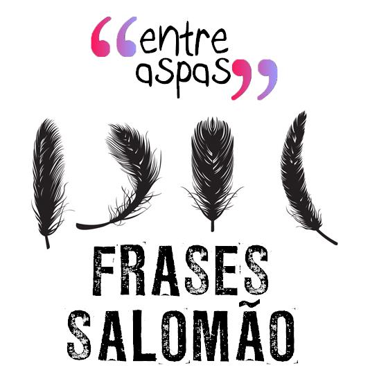 Frases de Salomão Bot for Facebook Messenger