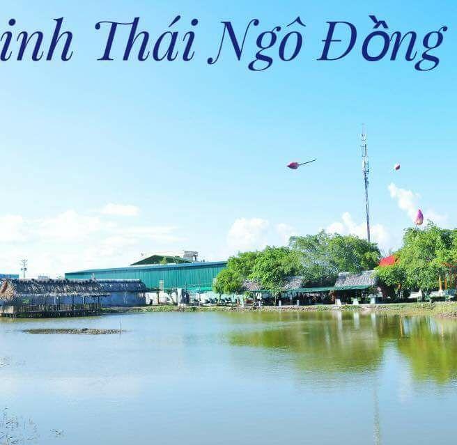 Vườn Sinh Thái Ngô Đồng Bot for Facebook Messenger