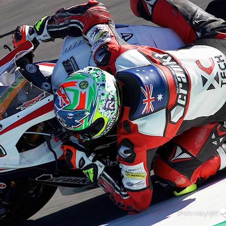 Chandler Cooper Racing Bot for Facebook Messenger