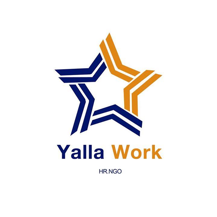 Yalla Work Bot for Facebook Messenger