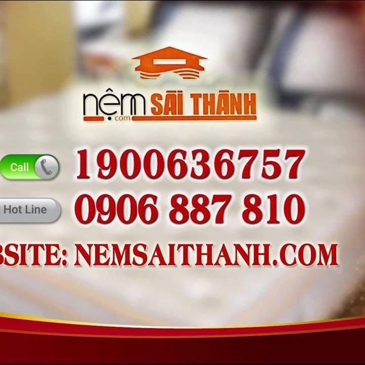 Nệm Sài Thành - Nemsaithanh.com Bot for Facebook Messenger
