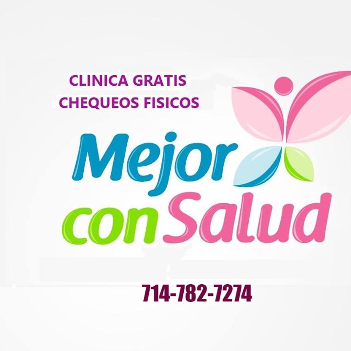 Clinica Gratis-Chequeo fisico Bot for Facebook Messenger
