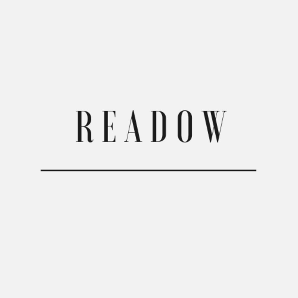 Readow Bot for Facebook Messenger